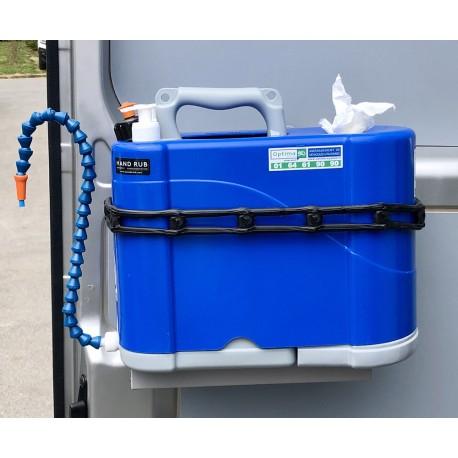 Opti'Clean - Station mobile pour laver vos mains