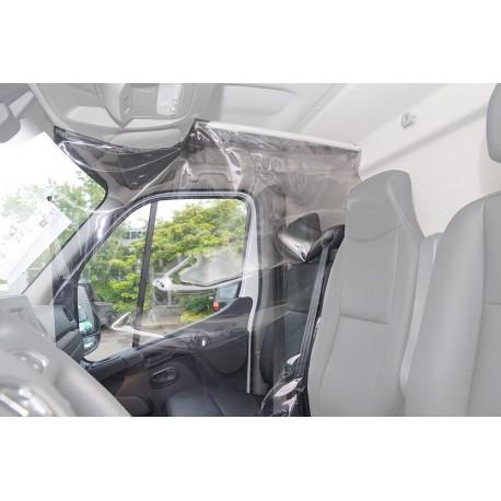 Opti'Protec - Barrière de protection conducteur / passager